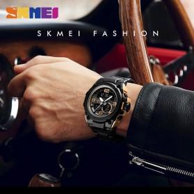 SKMEI Jam Tangan Analog Digital Pria - 1452 - Black - 3