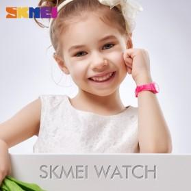 SKMEI Kids Jam Tangan Analog Anak - 1401 - Purple - 3