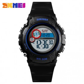 SKMEI Kids Jam Tangan Digital Anak - 1477 - Black