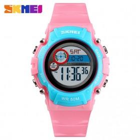 SKMEI Kids Jam Tangan Digital Anak - 1477 - Blue/Pink
