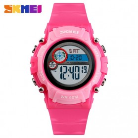 SKMEI Kids Jam Tangan Digital Anak - 1477 - Rose
