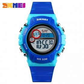 SKMEI Kids Jam Tangan Digital Anak - 1477 - Blue
