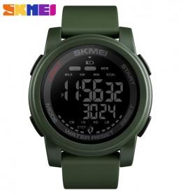 SKMEI Jam Tangan Digital Adventure Pria - 1469 - Green/Black - 1