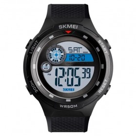 SKMEI Jam Tangan Digital Outdoor Pria - 1465 - Black