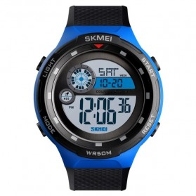 SKMEI Jam Tangan Digital Outdoor Pria - 1465 - Blue