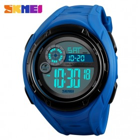 SKMEI Jam Tangan Digital Pria - 1470 - Blue