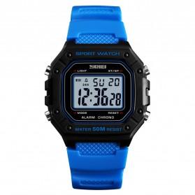 SKMEI Jam Tangan Digital Pria - 1496 - Blue