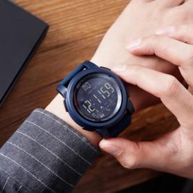 SKMEI Jam Tangan Olahraga Smartwatch Bluetooth - 1442 - Blue - 4