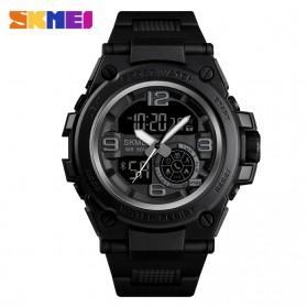 SKMEI Jam Tangan Olahraga Smartwatch Bluetooth - 1517 - Black - 1