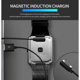 SKMEI Jam Tangan Olahraga Heartrate Smartwatch Bluetooth - 1526 - Black - 14