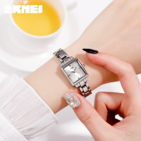 SKMEI Jam Tangan Analog Wanita - 1407 - Silver - 5