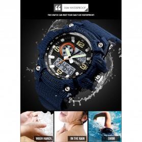 SKMEI Jam Tangan Digital Wanita Waterproof Fashion Sport - 1436 - Black - 4