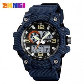 SKMEI Jam Tangan Digital Wanita Waterproof Fashion Sport - 1436 - Dark Blue