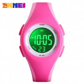 SKMEI Kids Jam Tangan Digital Anak - 1459 - Pink