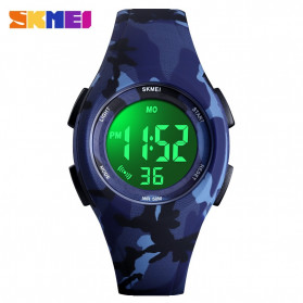 SKMEI Kids Jam Tangan Digital Anak - 1459 - Dark Blue