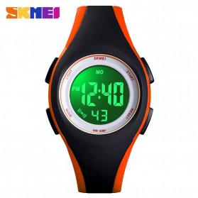 SKMEI Kids Jam Tangan Digital Anak - 1459 - Black/Orange