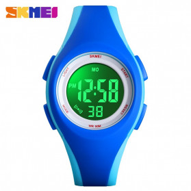 SKMEI Kids Jam Tangan Digital Anak - 1459 - Light Blue