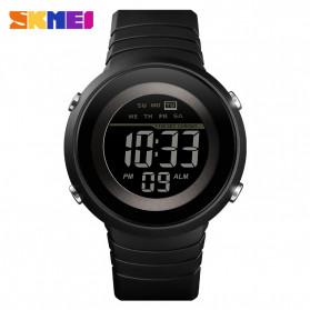 SKMEI Jam Tangan Digital Pria - 1497 - Black/Black