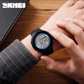 SKMEI Jam Tangan Digital Pria - 1497 - Blue/Black - 3