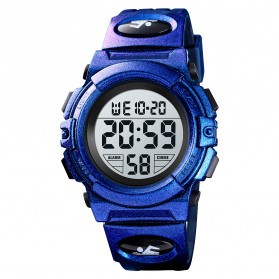 SKMEI Kids Jam Tangan Sporty Anak - 1266 - Purple