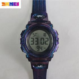 SKMEI Kids Jam Tangan Sporty Anak - 1266 - Purple - 6