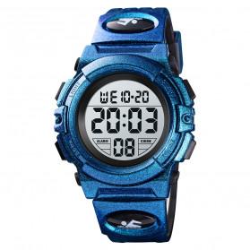 SKMEI Kids Jam Tangan Sporty Anak - 1266 - Blue