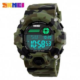 SKMEI Jam Tangan Digital Pria - 1197 - Camouflage - 1