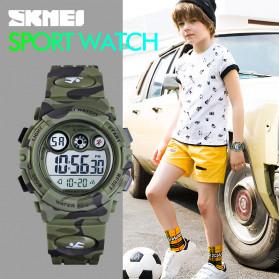 SKMEI Kids Jam Tangan Digital Anak - 1547 - Camouflage - 2