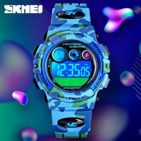 SKMEI Kids Jam Tangan Digital Anak - 1547 - Camouflage - 4