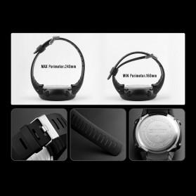 SKMEI Jam Tangan Digital Pria - 1420 - Black White - 6
