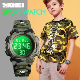 SKMEI Kids Jam Tangan Digital Anak - 1548 - Camouflage - 4