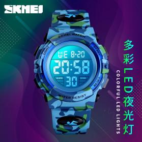 SKMEI Kids Jam Tangan Digital Anak - 1548 - Camouflage - 5