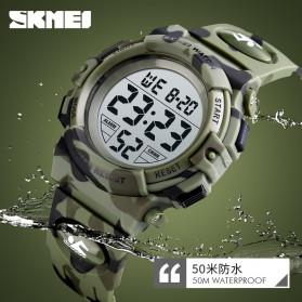 SKMEI Kids Jam Tangan Digital Anak - 1548 - Camouflage - 6