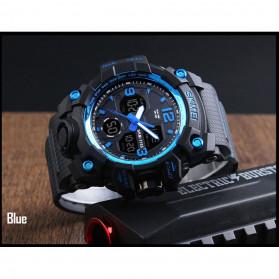 SKMEI Jam Tangan Analog Digital Pria - AD1155B - Blue - 4