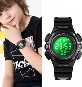 SKMEI Kids Jam Tangan Digital Anak - 1559 - Black - 3