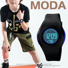 SKMEI Kids Jam Tangan Digital Anak - 1556 - Black - 3
