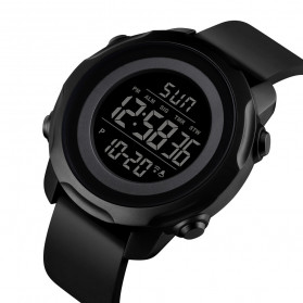 SKMEI Jam Tangan Digital Sporty Pria - 1540 - Black - 2