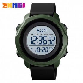 SKMEI Jam Tangan Digital Sporty Pria - 1540 - Army Green - 1