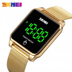 SKMEI Jam Tangan LED Digital Touch Pria - 1532 - Black - 4