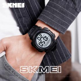 SKMEI Jam Tangan Digital Pria - 1562 - Black - 6
