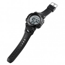 SKMEI Jam Tangan Digital Pria - 1562 - Black - 7
