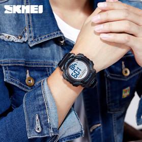 SKMEI Jam Tangan Digital Pria - 1562 - Blue - 10