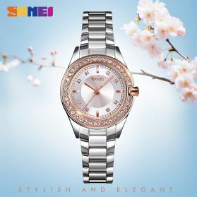 SKMEI Jam Tangan Analog Wanita - 1534 - Silver - 4