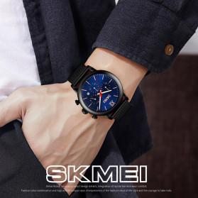 SKMEI Jam Tangan Analog Pria - 9203 - Blue - 7