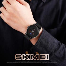 SKMEI Jam Tangan Analog Pria - 9208 - Black - 4