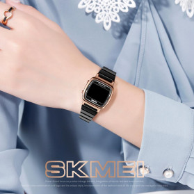 SKMEI Jam Tangan Digital Wanita - 1543 - Rose Gold - 4