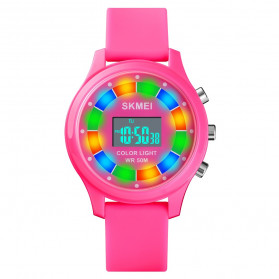 SKMEI Kids Jam Tangan Digital Anak - 1596 - Rose