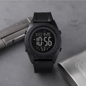 SKMEI Jam Tangan Digital Pria - 1591 - Black/Black - 3