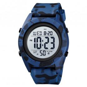 SKMEI Jam Tangan Digital Pria - 1591 - Blue