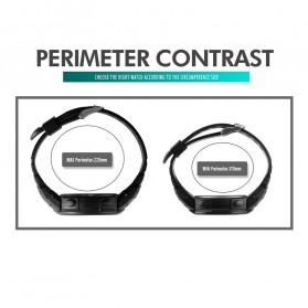 SKMEI Jam Tangan Digital Pria Water Resistant 100M - 1560 - Black - 8